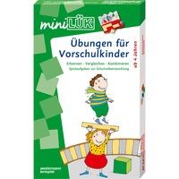 WESTERMANN miniLÜK-Set: Übungen für Vorschulkinder, Lernbuch Erkennen - Vergleichen - Kombinieren