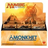 Wizards of the Coast Magic: The Gathering - Amonkhet Booster Display deutsch, Sammelkarten