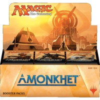 Wizards of the Coast Magic: The Gathering - Amonkhet Booster Display englisch, Sammelkarten