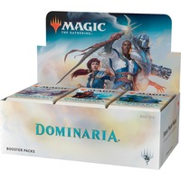 Wizards of the Coast Magic: The Gathering - Dominaria Booster Display englisch, Sammelkarten