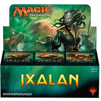 Wizards of the Coast Magic: The Gathering - Ixalan Booster Display deutsch, Sammelkarten