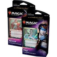 Magic: The Gathering - Throne of Eldraine Planeswalker Decks Display englisch, Sammelkarten