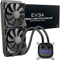 Evga CLC 280mm All-In-One RGB LED CPU Liquid Cooler, Wasserkühlung