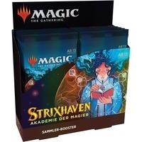 Magic: The Gathering - Strixhaven: Adademie der Magier Sammler Booster Display deutsch, Sammelkarten