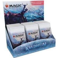 Magic: The Gathering - Kaldheim Set-Booster Display deutsch, Sammelkarten