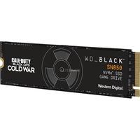 WD Black SN850 NVMe SSD 1 TB