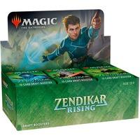 Magic: The Gathering - Zendikar Rising Draft-Booster Display englisch, Sammelkarten