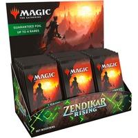 Magic: The Gathering - Zendikar Rising Set-Booster Display englisch, Sammelkarten