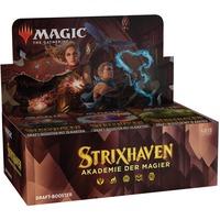 Magic: The Gathering - Strixhaven: Adademie der Magier Draft-Booster Display deutsch, Sammelkarten