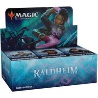 Magic: The Gathering - Kaldheim Draft-Booster Display deutsch, Sammelkarten