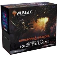 Magic: The Gathering - D&D Abenteuer in den Forgotten Realms Bundle deutsch, Sammelkarten