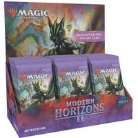 Magic: The Gathering - Modern: Horizons 2 Set-Booster Display englisch, Sammelkarten