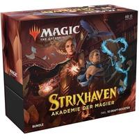 Magic: The Gathering - Strixhaven: Adademie der Magier Bundle deutsch, Sammelkarten