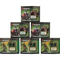 Magic: The Gathering - Zendikars Erneuerung Commander-Decks Display deutsch, Sammelkarten