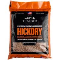Hartholz Pellets HICKORY, 9kg, Brennstoff