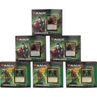 Magic: The Gathering - Zendikar Rising Commander-Decks Display englisch, Sammelkarten