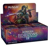 Magic: The Gathering - Modern: Horizons 2 Draft-Booster Display englisch, Sammelkarten
