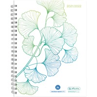 Schülerkalender GREENline Ginkgo A5 21/22 Wochenkalendarium