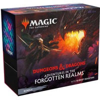 Magic: The Gathering - D&D Adventures in the Forgotten Realms Bundle englisch, Sammelkarten