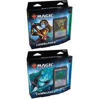 Magic: The Gathering - Kaldheim Commander-Decks Display englisch, Sammelkarten