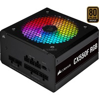 Corsair CX550F RGB, PC-Netzteil