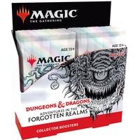 Magic: The Gathering - D&D Adventures in the Forgotten Realms Sammler Booster Display englisch, Sammelkarten