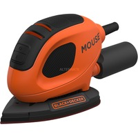 BLACK DECKER Kompakt-Mouse BEW230K-QS, Deltaschleifer