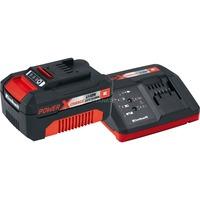 Einhell Power-X-Change Starter-Kit 18Volt 4Ah, Ladegerät