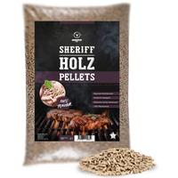 Hartholz Pellets Pflaume, 5kg, Brennstoff