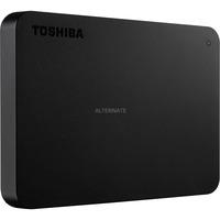 Toshiba Canvio Basics 500 GB, Externe Festplatte