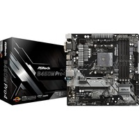 ASRock B450M Pro4, Mainboard
