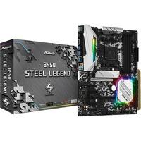 ASRock B450 Steel Legend, Mainboard