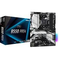 ASRock B550 Pro4, Mainboard