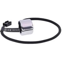 Aurora HardTube LED Ring 16mm Chrome - Rot, LED-Streifen