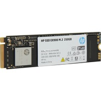 HP EX900 250 GB, SSD