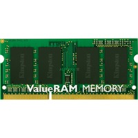 Kingston ValueRAM SO-DIMM 4 GB DDR3-1600, Arbeitsspeicher
