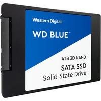 WD Blue 4 TB, SSD