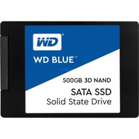 WD Blue 500 GB, SSD