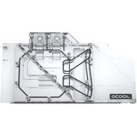 Alphacool Eisblock Aurora Acryl GPX-A AMD Radeon 5700 XT Sapphire Nitro , Wasserkühlung