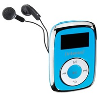 Intenso Music Mover, MP3-Player blau, 8 GB (in Form einer microSD Karte)