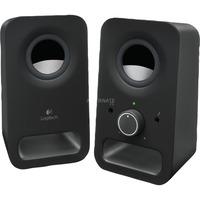Logitech Z150 Black 2.0, PC-Lautsprecher