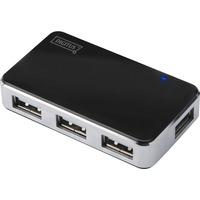 4-Port USB 2.0 Hub, USB-Hub