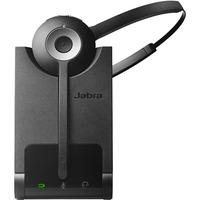Jabra PRO 920 Duo, Headset schwarz