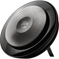 Jabra SPEAK 710 MS, Freisprechlösung schwarz/silber, inkl. Link 370
