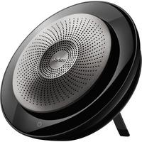Jabra SPEAK 710 UC, Freisprechlösung schwarz/silber, inkl. Link 370