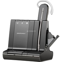 Plantronics Savi W745-M, Headset schwarz