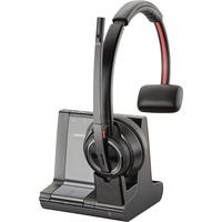 Plantronics Savi W8210/A, Headset schwarz