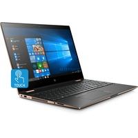 HP Spectre x360 15-ch008ng, Notebook dunkelgrau/kupfer, Windows 10 Home 64-Bit