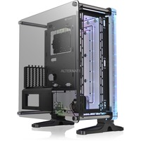 Thermaltake DistroCase 350P, Bench/Show-Gehäuse schwarz/transparent