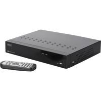 Digitus Plug&View NVR 4Kanäle 720p 0TB, Netzwerk-Videorekorder